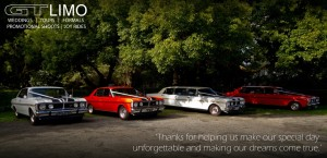 White GT LIMO - GT Limo Hire Melbourne