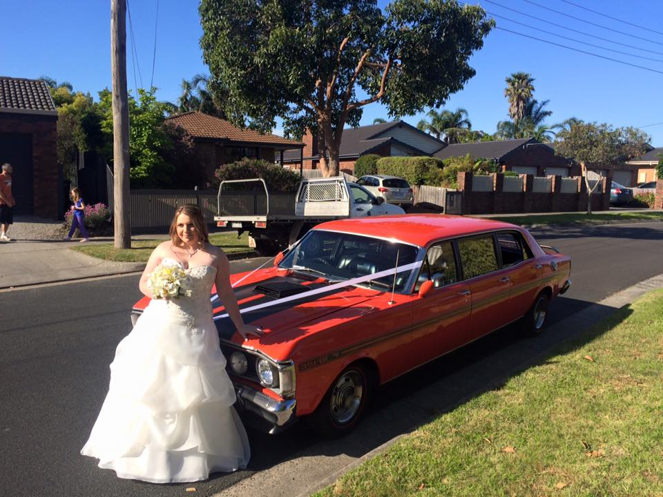 Wedding GT Limo Hire 1