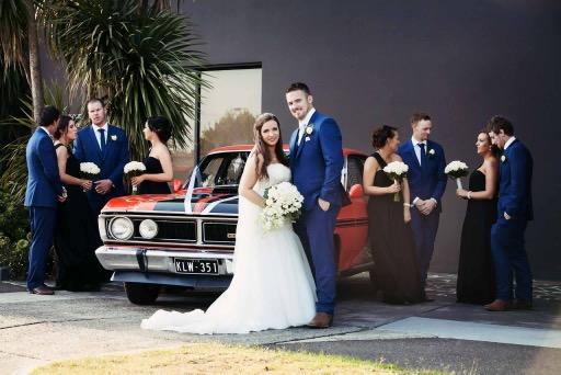 GT Sedan Wedding Cars Melbourne